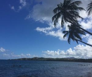 background, beach, and beautiful image