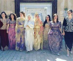 hayek, karakou, and badroune image