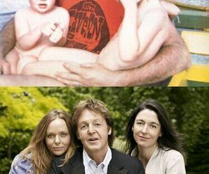 Paul McCartney, stella mccartney, and the beatles image
