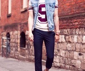 men, style, and fashion image