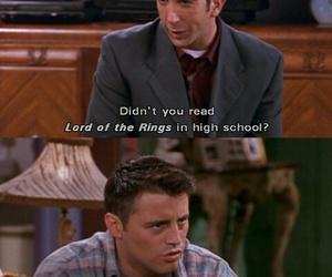 high school, Joey, and lol image