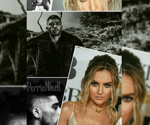 zaynmalik, zerrieisreal, and perrieedwards image