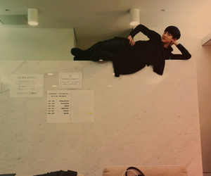 exo, korea, and happy virus image
