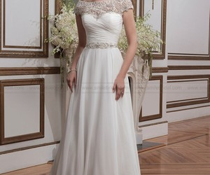 cheap wedding dresses, wedding, and wedding dresses image