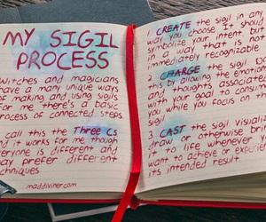 Occultism, secrets, and sigils image