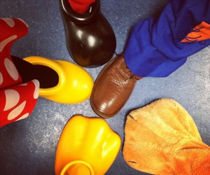 disney, feet, and donald image