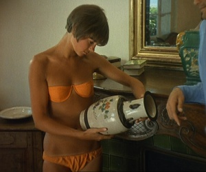 French New Wave, eric rohmer, and la collectionneuse image