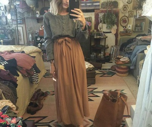 boho, cool, and hippie image
