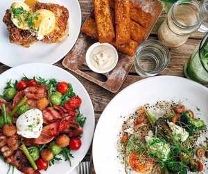 food, healthy, and lunch image
