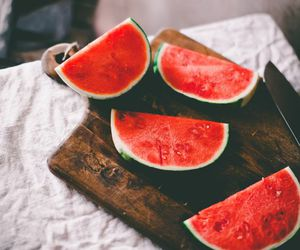 food, lovely, and melon image