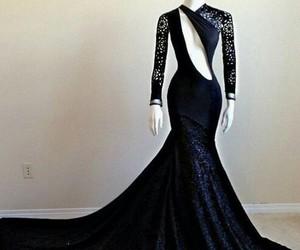 blue, cut away, and dress image