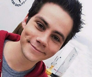 baby, dylan obrien, and teen wolf image