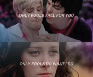 maxxie oliver, michelle richardson, and nicholas hoult image