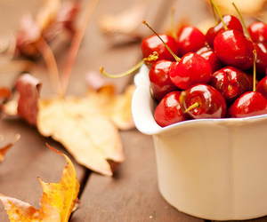 cherry and food image