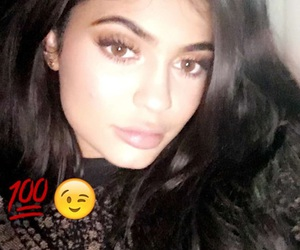 kylie jenner, snapchat, and beauty image
