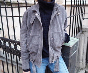 blogger, high fashion, and street style image