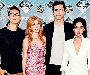 shadowhunters, teen choice awards, and harry shum jr image