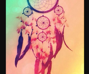 Dream, dreamcatcher, and beautiful image