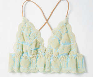 bralette, lingeries, and cute image