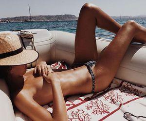 beauty, bikini, and girl image