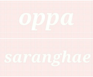kpop, oppa, and pink image