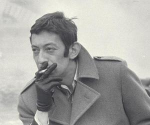 boy, Gainsbourg, and serge image