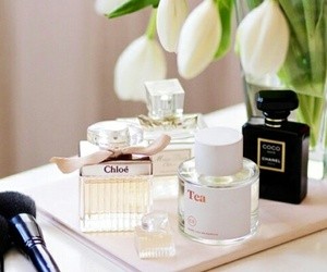 chanel, perfume, and chloe image