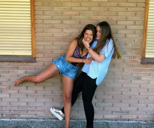 friendship, girly, and goals image