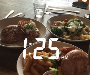 australian, food, and newtown image