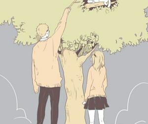 Kei, tsukishima, and haikyuu image