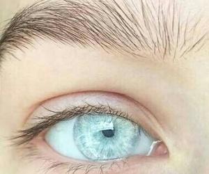 blue, eyes, and beautiful image
