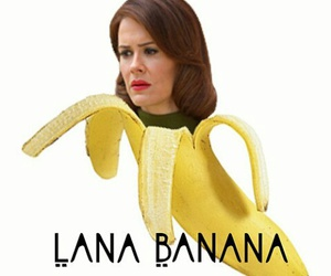 lana banana, ahs, and american horror story image