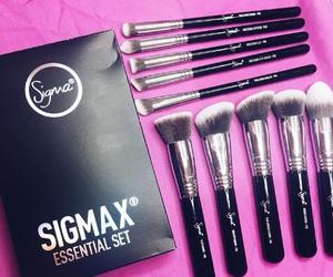 makeup, sigma, and pretty image