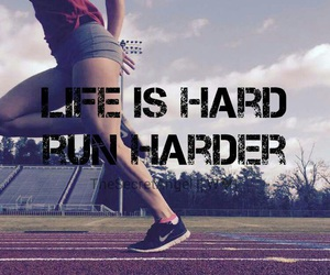 run, fitness, and motivation image