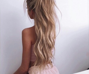 beauty, tumblr, and blond image