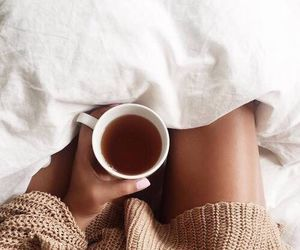 tea, coffee, and cozy image