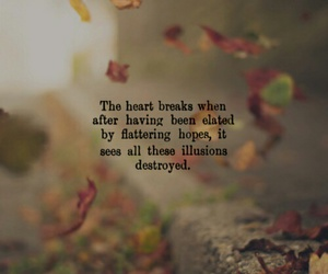 autumn, quotes, and vintage image