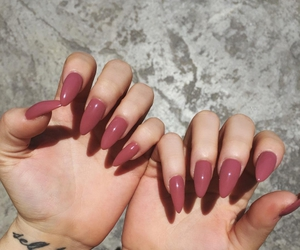 cool, nails, and want image