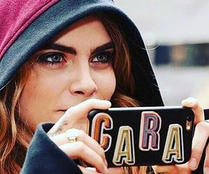model, cara delevingne, and eyebrows image