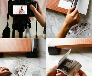 diy, gift, and book image