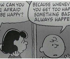 happy, sad, and afraid image