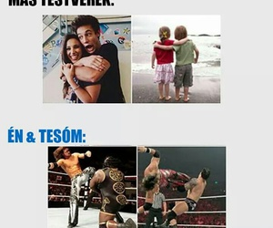 brothers, tumblr, and wwe image