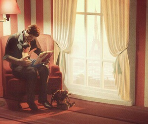 bioshock infinite, anna, and booker dewitt image
