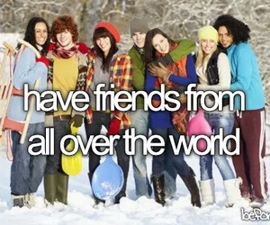 friends, world, and before i die image