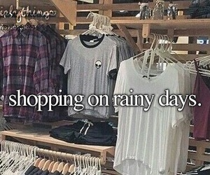 rain, just girly things, and justgirlythings image