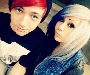 max amphetamine, verena schizophrenia, and blue hair image