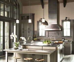 kitchen, design, and home image