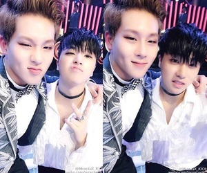 Ikon, jinhwan, and jooheon image