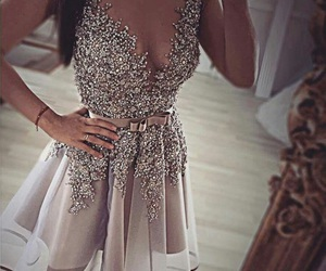 dress, beauty, and outfit image