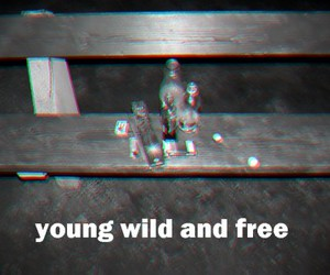 black and white, vodka, and young wild and free image
